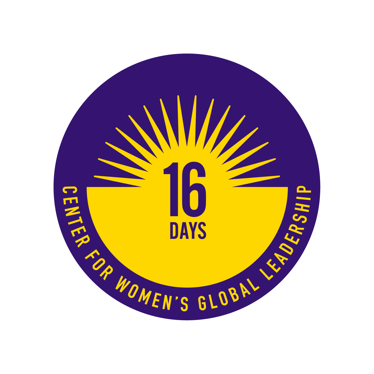 16 days logo CWGL RGB