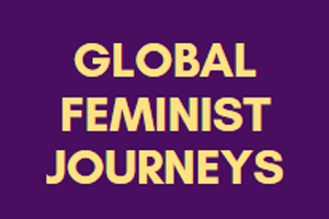 Global Feminist Journeys logo